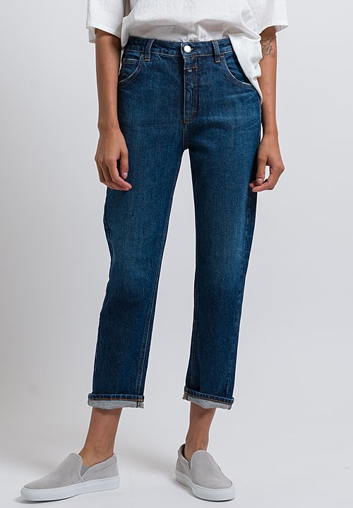 Closed Better Heartbreaker Jeans in Worn Eco