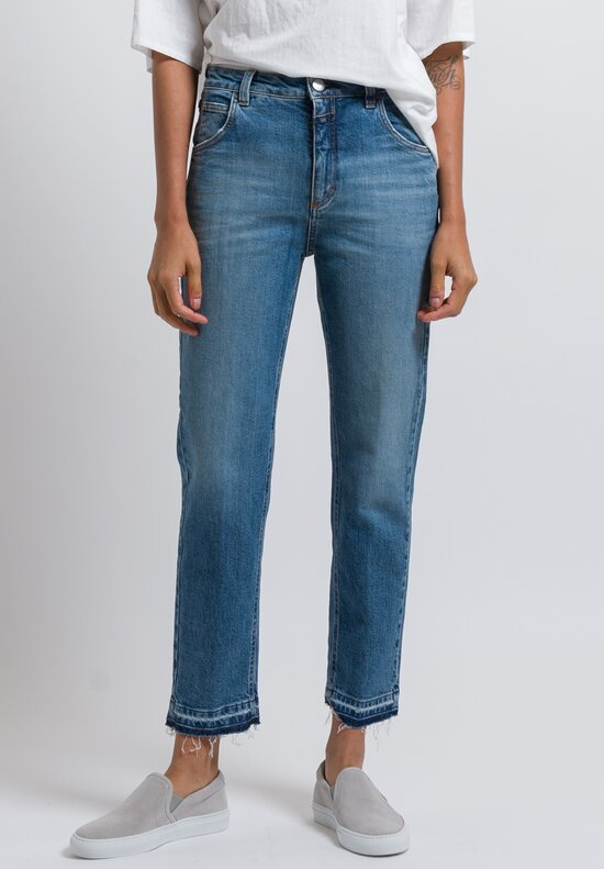Closed Better Heartbreaker Jeans in Medium Blue