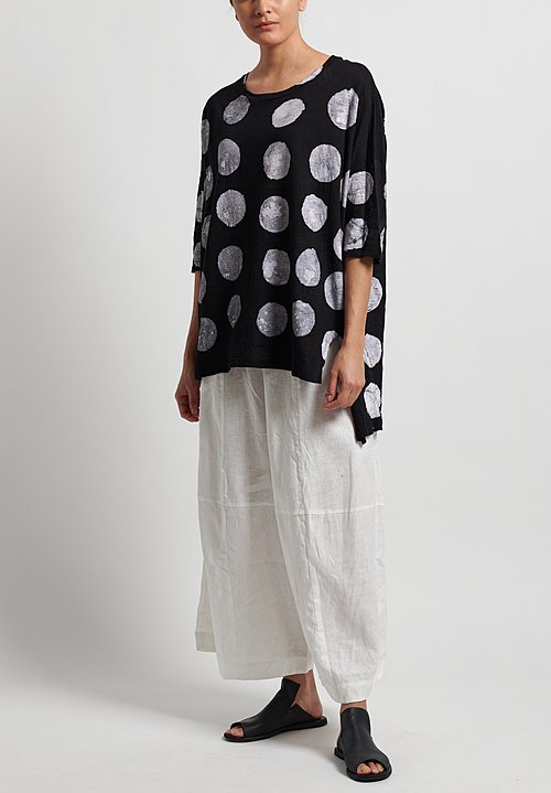 Gilda Midani Super Tee in Black