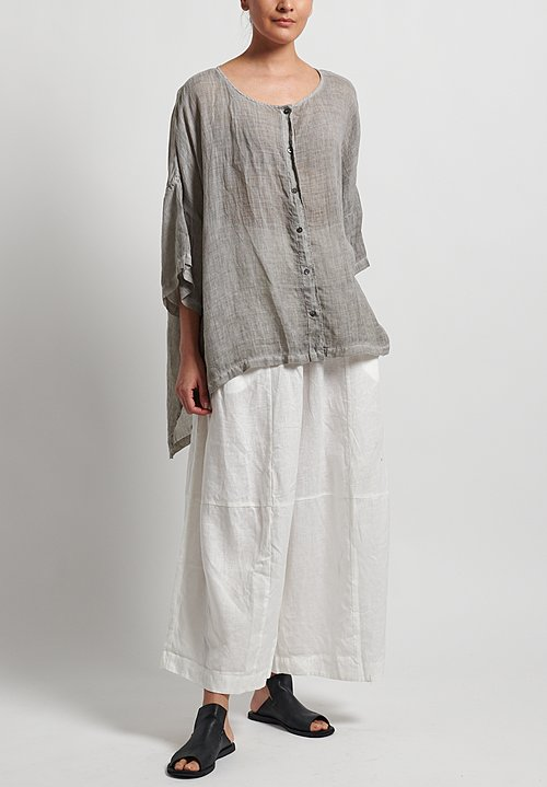 Gilda Midani Super Shirt in Grey