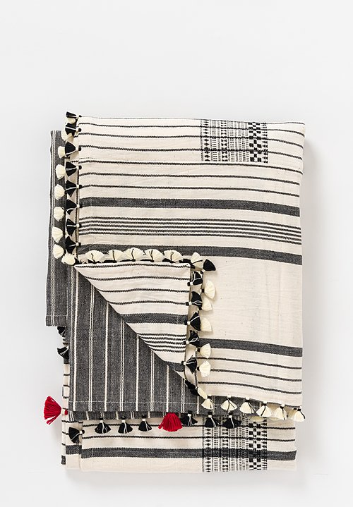 Organic Cotton Blanket in Jat 17