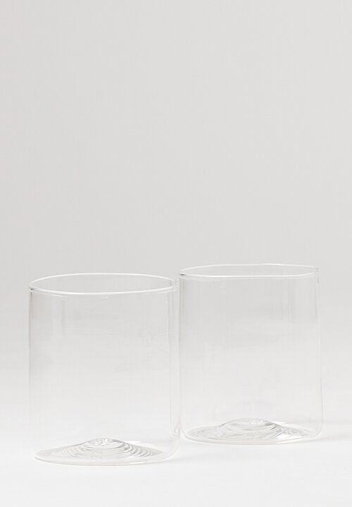 Malfatti Pair of Rocks Glasses