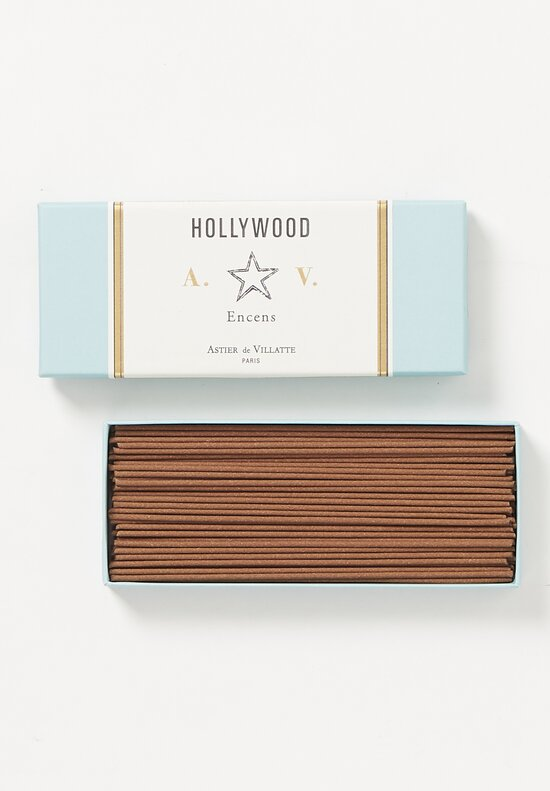 Astier de Villatte Incense Box in Hollywood
