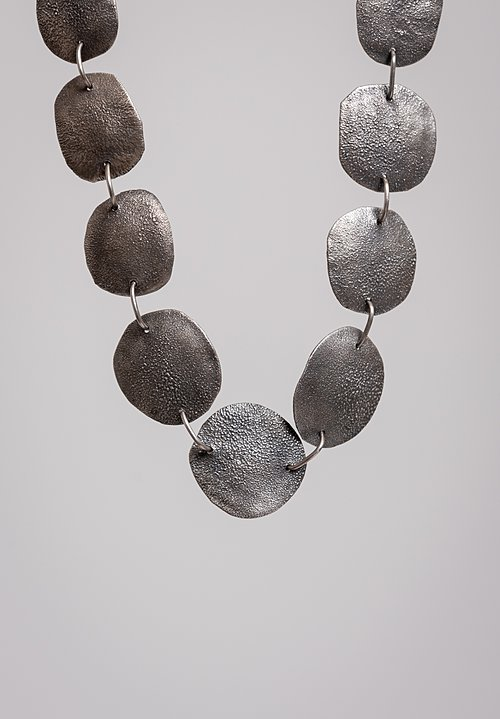 Holly Masterson Disk Necklace
