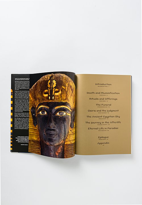 The Journey through the Underworld King Tut