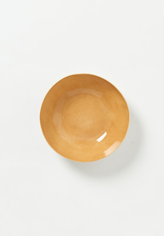 Bertozzi Porcelain Bowl in Orange