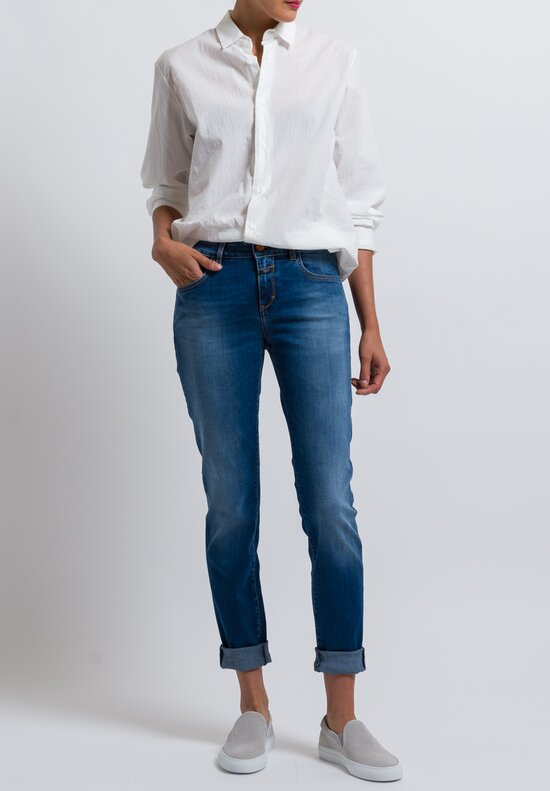 Closed Baker Narrow Jeans in Mid Blue