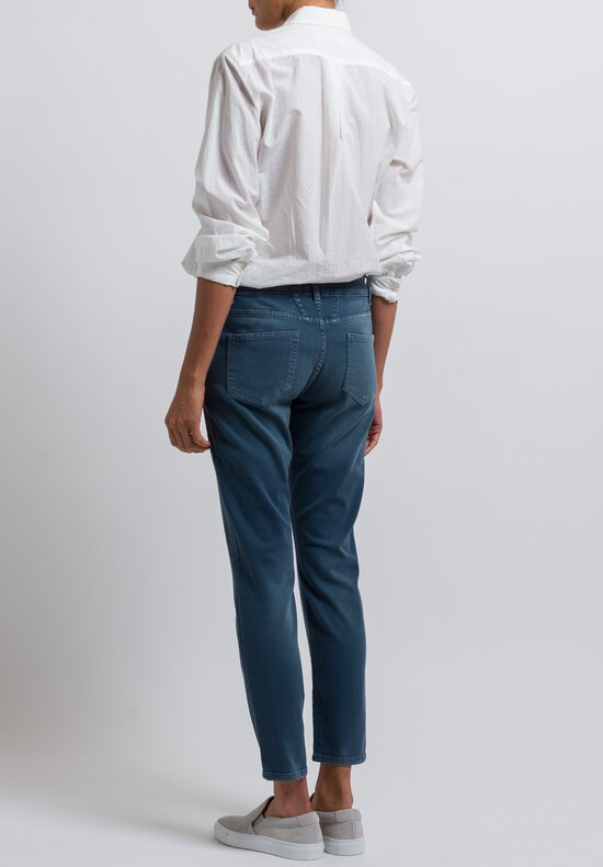 Closed Cropped Narrow Baker Jeans in Indigo