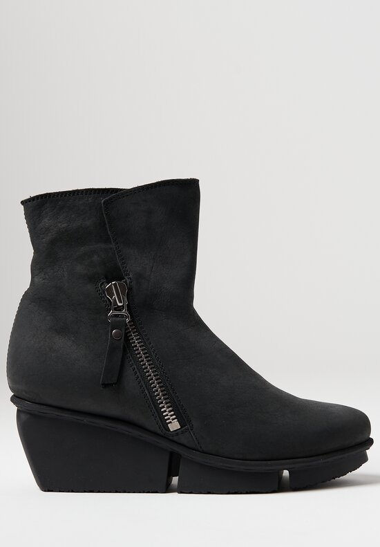 Trippen Blaze Bootie in Black