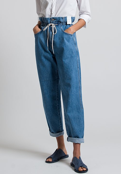 Closed Lexi High Waist Jeans in Blue