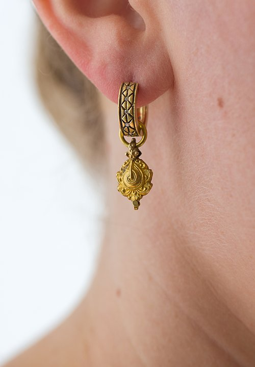 Karen Melfi Ancient Afghani Earring Charms