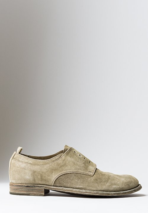 Officine Creative Lexikon Oliver Oxford Shoes in Elmwood