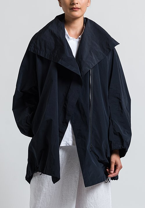 Oska Shigeru Jacket in Dark