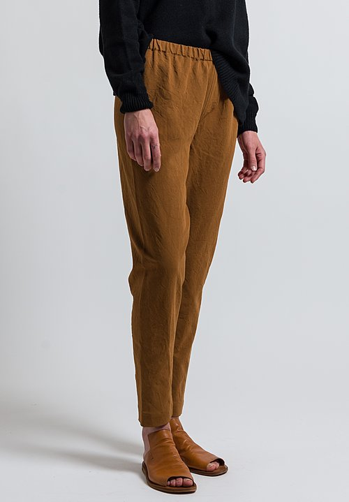 Lauren Manoogian Taper Pants in Copper