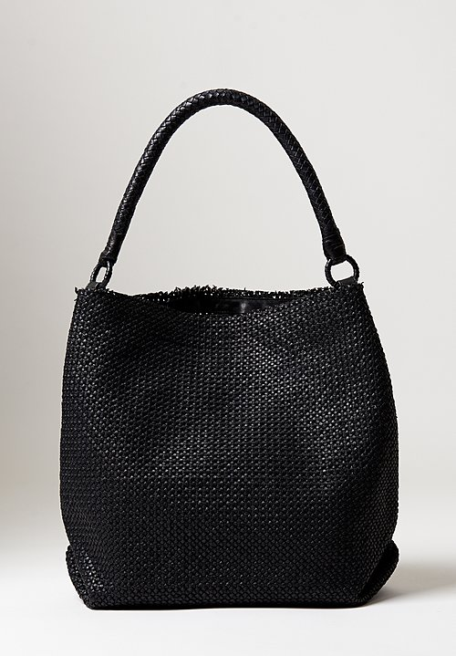 Massimo Palomba Calypso Star Bag in Black