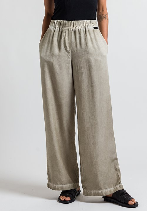 Studio B3 Opales Pants in Olive Beige