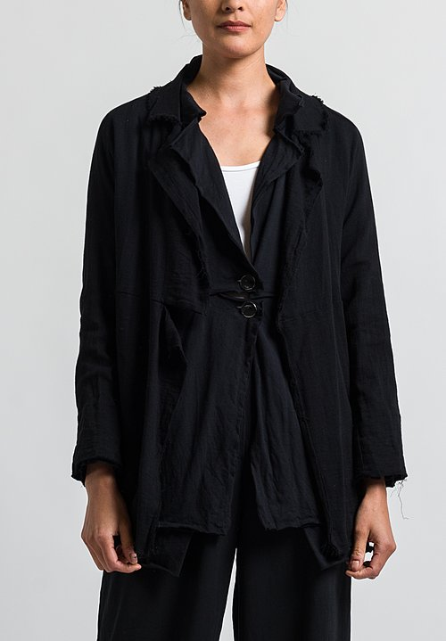 Studio B3 Deoles Jacket in Black