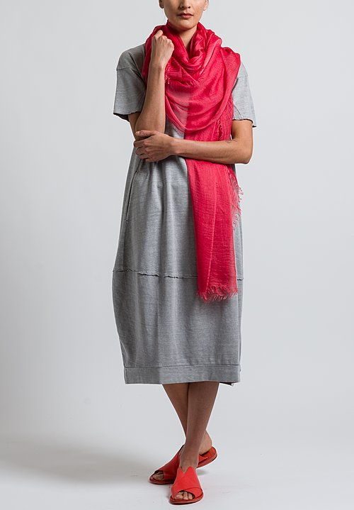 Oska Niponi Dress in Limestone