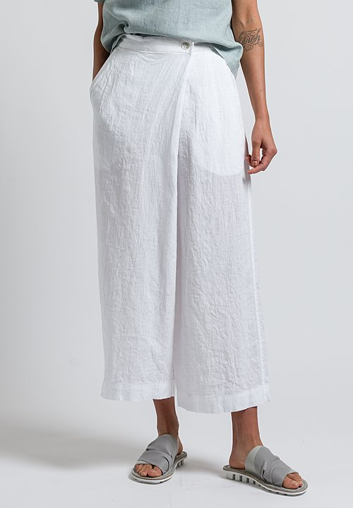 Oska Gonia Pants in White
