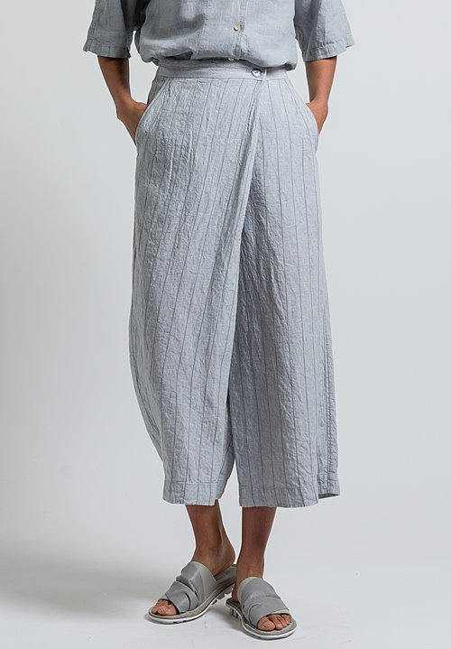 Oska Gonia Pants in Limestone