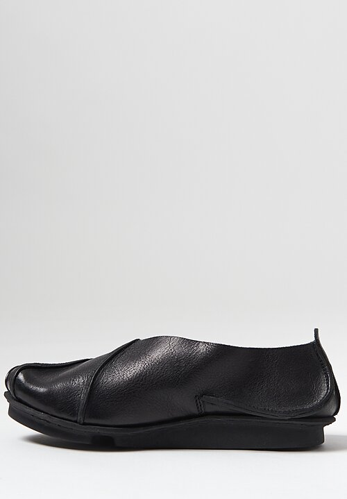Trippen Sense Shoe in Black