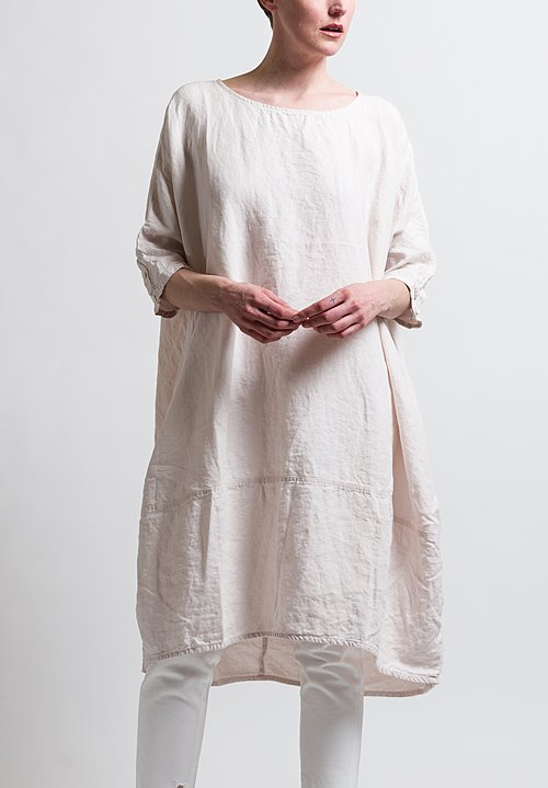 Rundholz Black Label Oversize Dolman Tunic in Rose