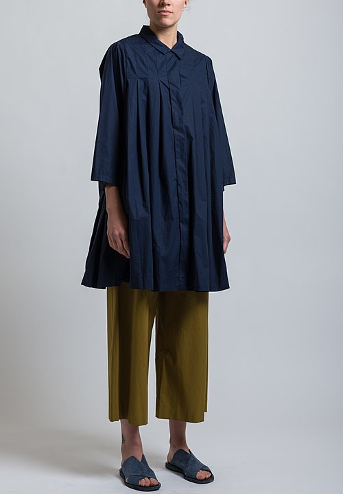 Casey Casey Laque Charlotte Tunic in Navy