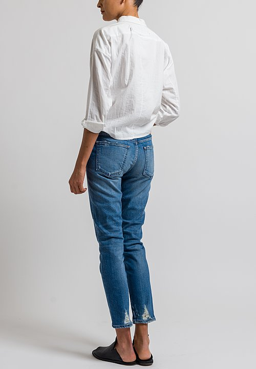 Moussy MV Velma Skinny Jeans in Blue