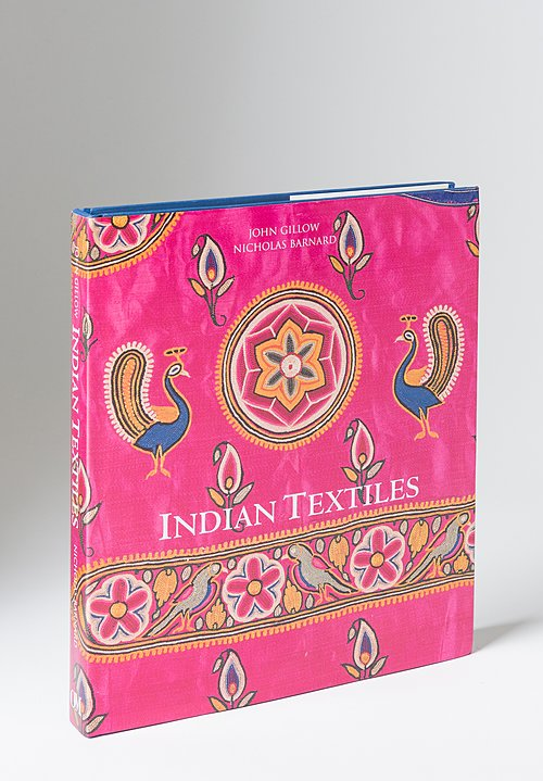 Indian Textiles by John Gillow & Nicholas Barnard