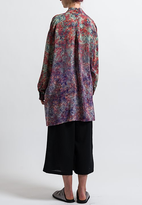 Anntian Classic Oversized Shirt in Print N