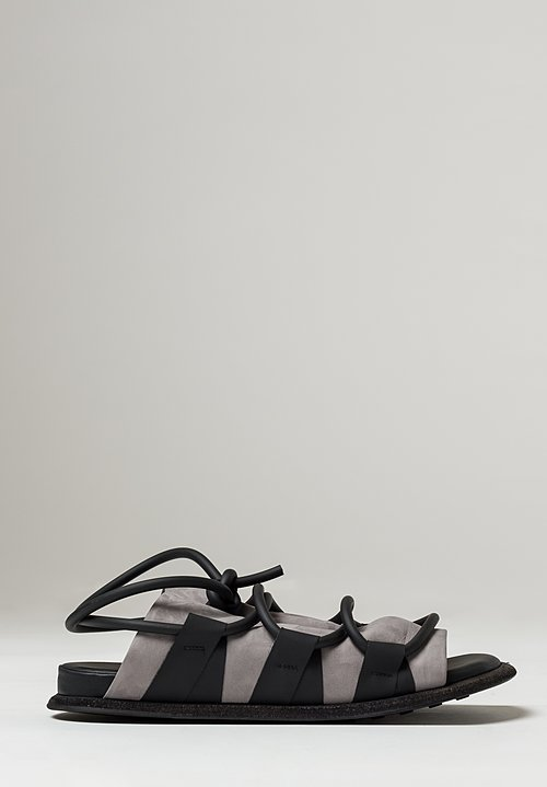 Puro Soft Wash Happy Holiday Sandals in Grey