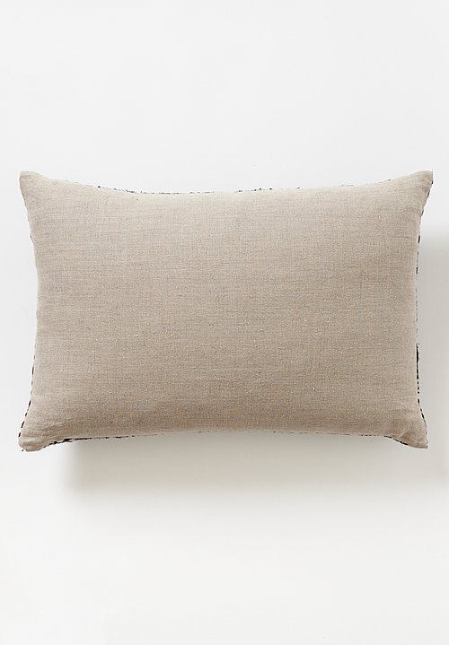 Robert Snaith Wool/ Linen Wedding Lumbar Pillow