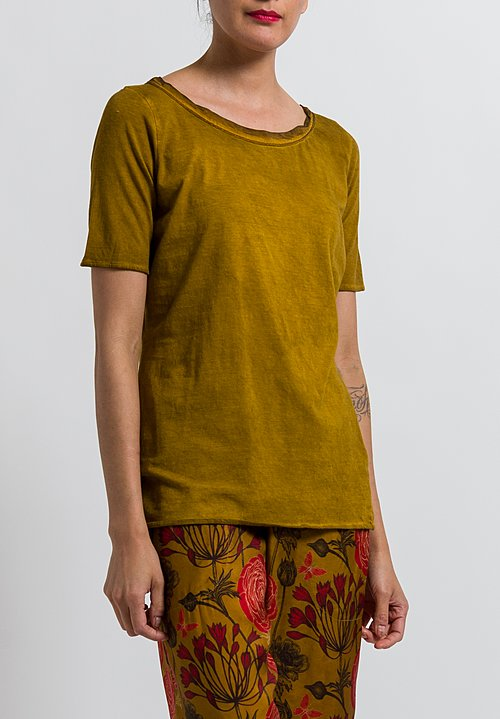 Uma Wang Jane Top in Mango