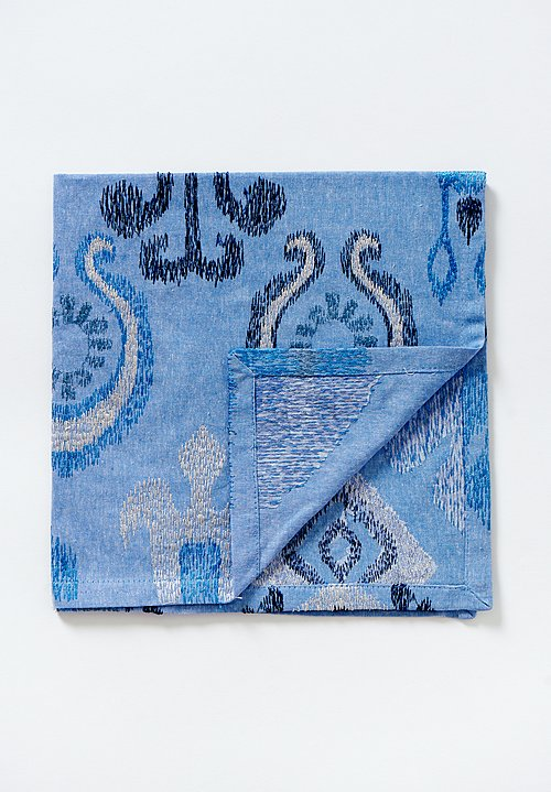 Kim Seybert Marrakech Napkin in Blue