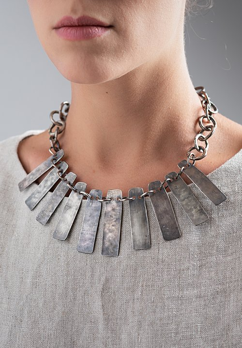 Holly Masterson Specially Finished 10 Bar Necklace