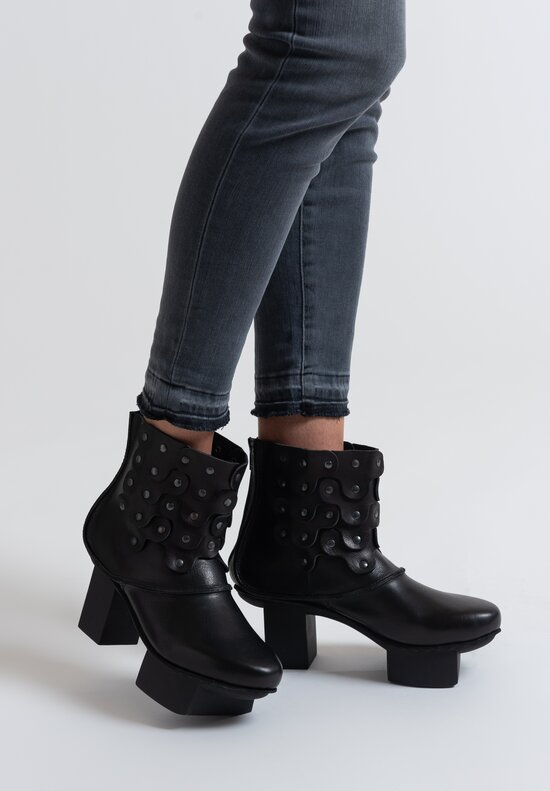 Trippen Gadget Bootie in Black