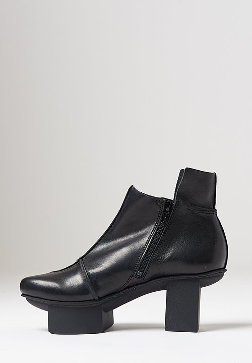Trippen Container Bootie in Black