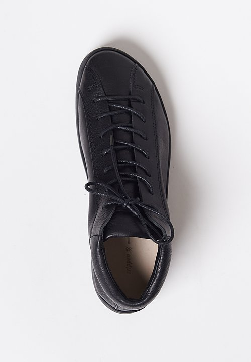Trippen Hop Sneaker in Black