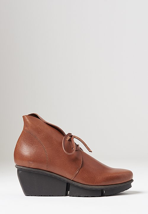Trippen Facile Bootie in Brown
