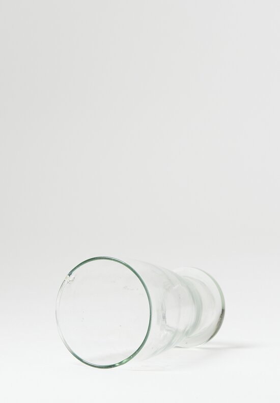 La Maison d'Alep Handblown Almani Glass Clear