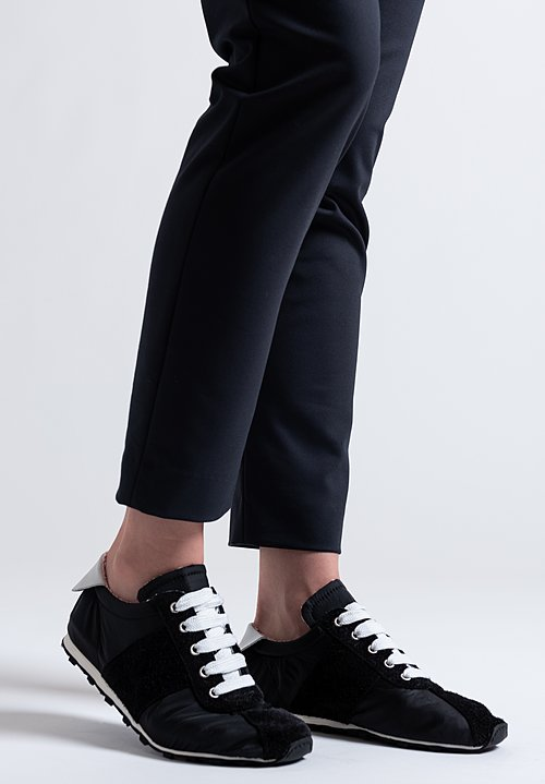 Marni Lightfoot Sneaker in Black