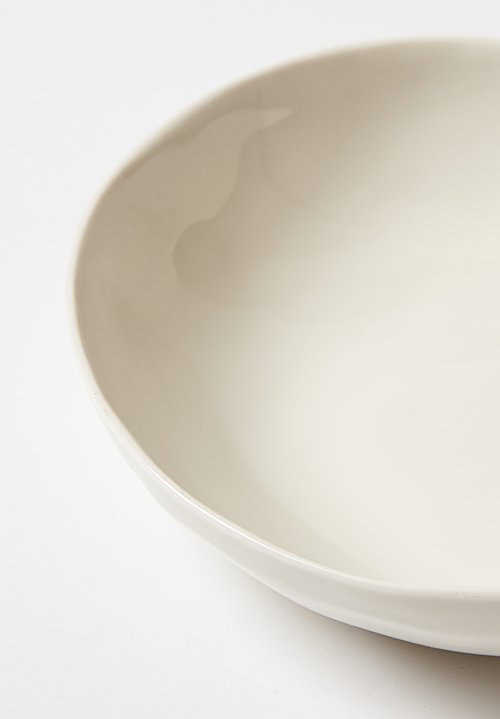 Bertozzi Handmade Porcelain Small Shallow Bowl
