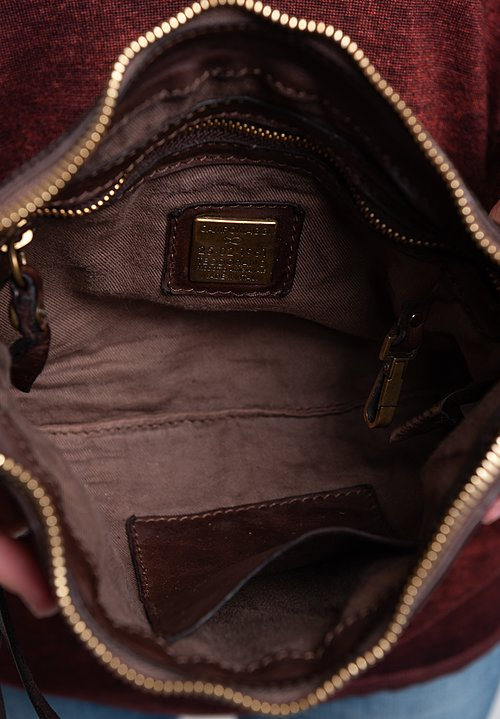 Campomaggi Corallo Bag in Brown