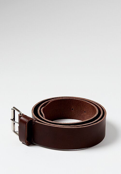 Daniela Gregis Leather Teresa Belt