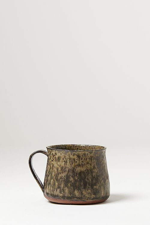 Terra Coll Clayworks Stoneware Mug in Charcoal