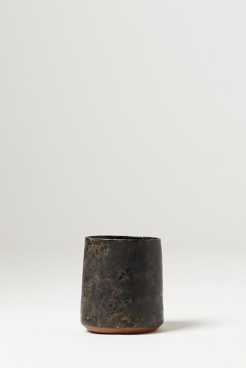 Terra Coll Clayworks Stoneware Tumbler Charcoal