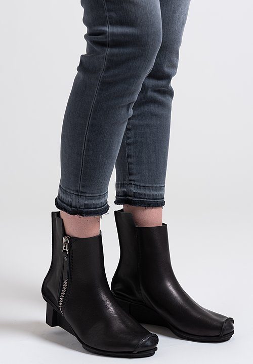 Trippen Kick Boot in Black
