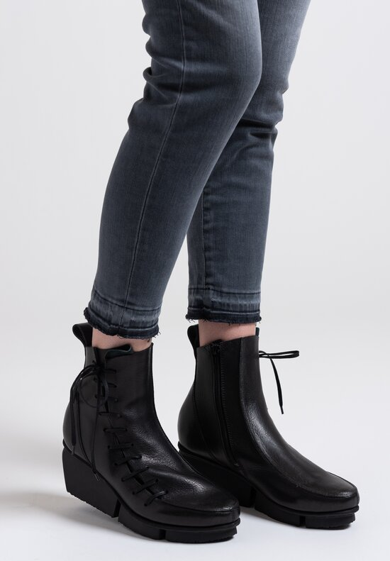 Trippen Seam Boot in Black