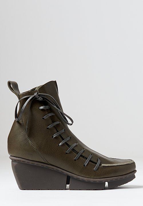 Trippen Seam Boot in Smog