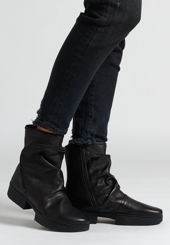 Trippen Clutch Boot in Black